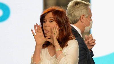 Alberto Fernández y Cristina Kirchner no coinciden en la propuesta electoral para Buenos Aires y crece la tensión en el Gobierno