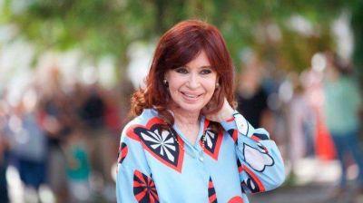 Cristina Kirchner felicitó a Pedro Castillo tras ser proclamado como presidente