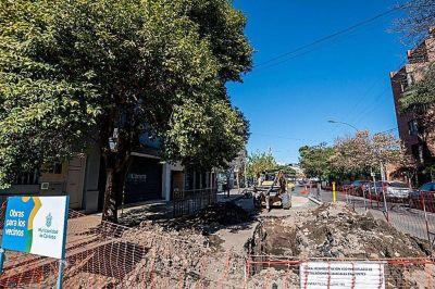 En un mes, la Municipalidad atendió y solucionó 472 reclamos por obstrucciones cloacales