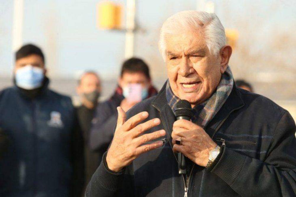 Petroleros: Pereyra reclama el llamado a elecciones sindicales