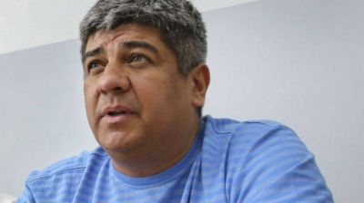 """Pablo Moyano, sobre Garbarino: """"No descartamos movilizarnos al Ministerio de Trabajo o hacer un acampe en Plaza de Mayo"""""""