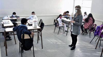 Tras los anuncios de Larreta, los docentes insisten en que las escuelas «no están en condiciones para el regreso a la presencialidad total»