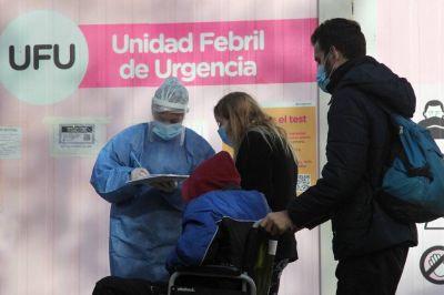 Coronavirus en Argentina: se registraron 15.077 nuevos casos y 426 muertes