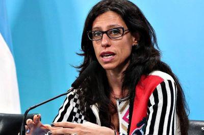 """Paula Español, sobre la Ley de Etiquetado: """"La industria sabía que debía sentarse a discutir y conversar"""""""