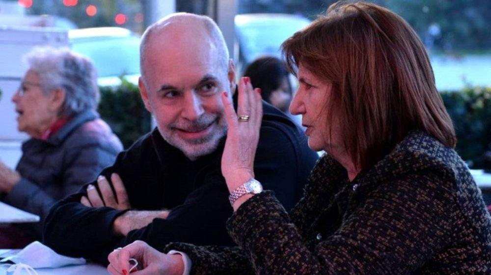 Corre peligro el acuerdo político entre Rodríguez Larreta y Patricia Bullrich por las listas de candidatos