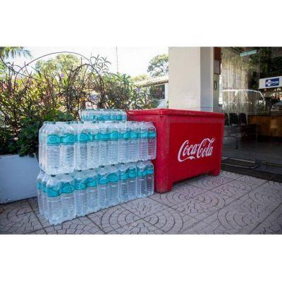Coca-Cola continúa acercando hidratación