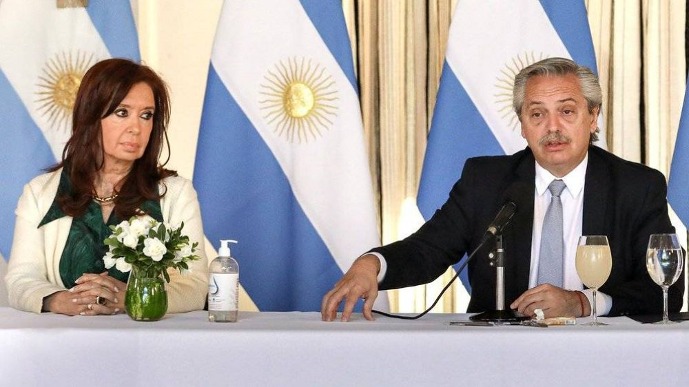Alberto Fernández y Cristina Kirchner intervienen en las internas clave del peronismo en Córdoba y Santa Fe antes del cierre de listas para las PASO