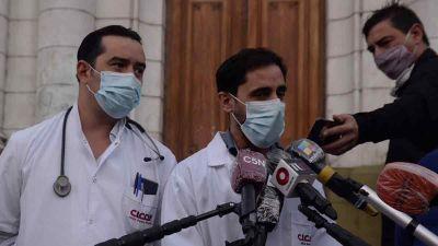 Profesionales de la salud bonaerense destacaron logros con el Gobierno