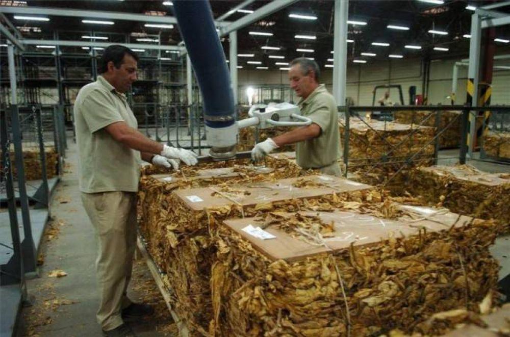 La Rel UITA solicitó al Ministerio de Trabajo que intervenga en el conflicto de BAT y el gremio de tabaco
