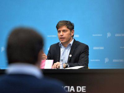 Provincia de Buenos Aires anunció acuerdo con los bonistas y reestructura su deuda
