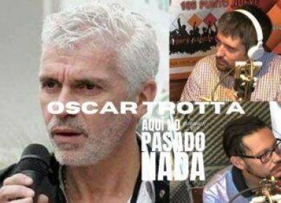 """Oscar Trotta: """"Queremos un Vicente López más vivible y equitativo"""""""