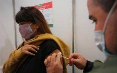 Esteban Echeverría: Más de 188 mil vacunas aplicadas contra el Covid-19