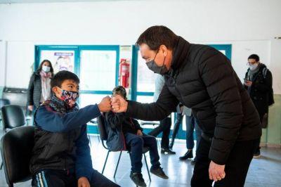 Varela: Con los recaudos indispensables, niños disfrutaron el ciclo de cine invernal