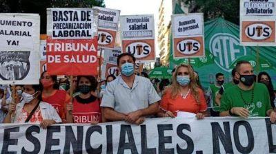 Miércoles y jueves con protesta del personal de salud de Córdoba