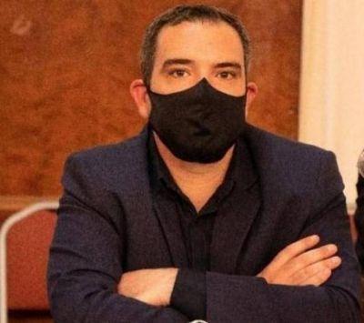 El concejal Neme le salió a contestar a Tolosa Paz