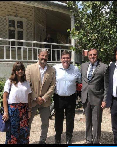 Volponi se abrió del acuerdo Monzó-Manes y se alineó a Montenegro