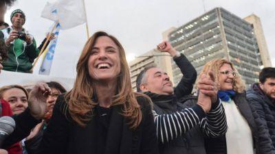 Alberto presiona para que Tolosa Paz y Gollan encabecen en Provincia