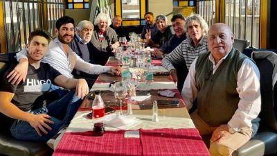 El Frente Sindical se reunió en el Sindicato de Obreros Marítimos