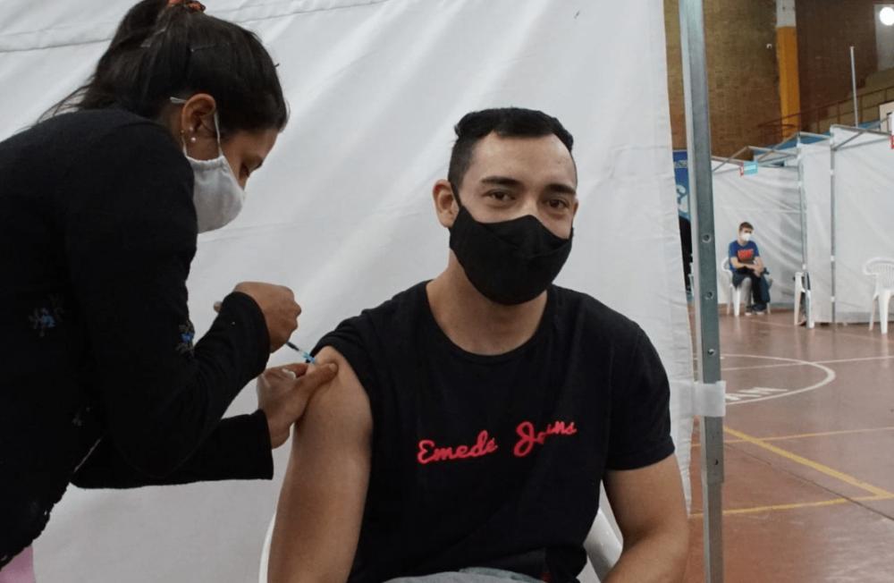 La campaña de vacunación en Luján superó las 90.000 aplicaciones