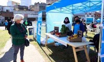 El mercado de alimentos frescos a precios accesibles visita una nueva localidad
