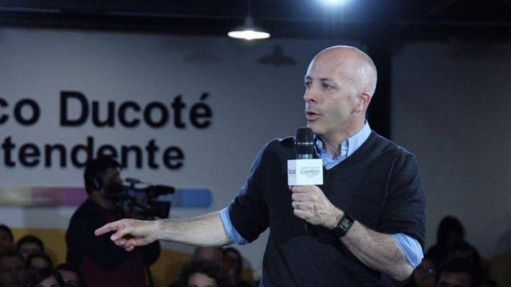 Avanza causa contra Ducoté por abuso de poder y malversación