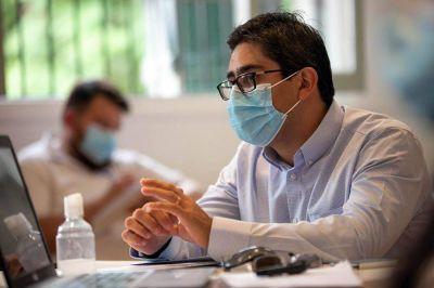 Covid: Córdoba apunta a vacunar al 25% de la población con la segunda dosis