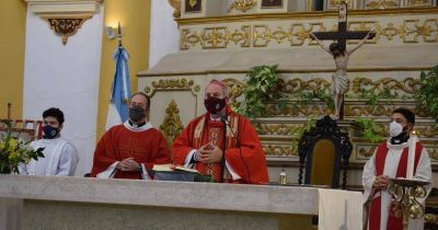 Harán una misa por los fallecidos de Coronavirus en Lomas