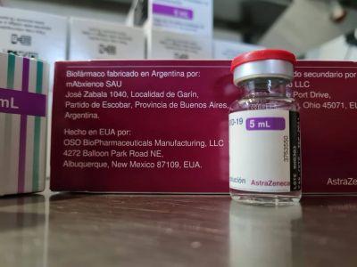 Confirman la llegada de 9.400 vacunas de segunda dosis a Mar del Plata