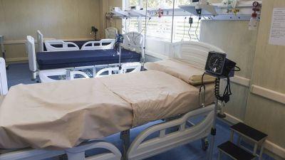 Pami ratifica que la ocupación de camas de terapia intensiva se redujo casi a la mitad