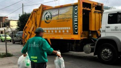 Residuos: habrá nueva licitación pero también se contemplará el reciclado