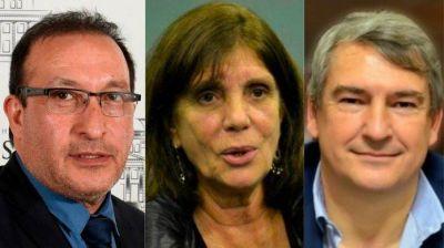 Anticipo: precandidatos a Senadores Provinciales por la 1ra sección electoral del Frente de Todos