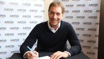 Juntos confirmó su lista de candidatos en la Provincia de Buenos Aires, encabezada por Diego Santilli