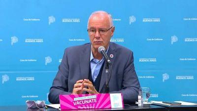 """Daniel Gollan afirmó que no renunciará a su cargo de ministro hasta las elecciones: """"Todavía estamos con el manejo de la pandemia"""""""
