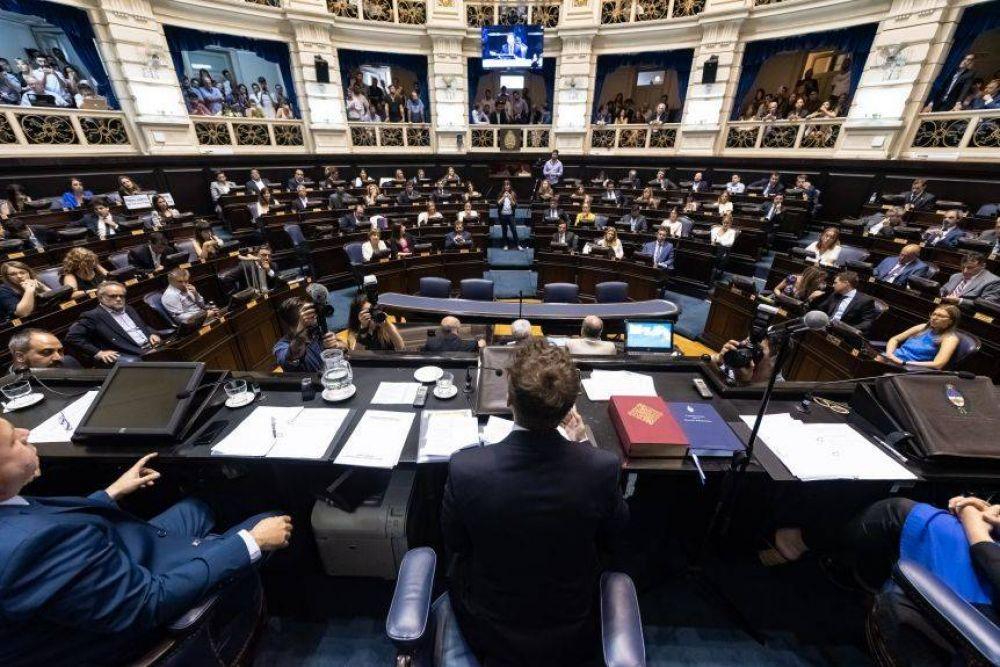 Qué legisladores que vencen mandato en diciembre pudieron anotarse para renovar