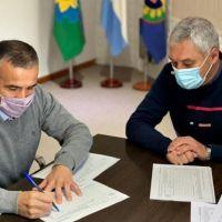 Fabián Cagliardi presentó la lista del Frente de Todos de Berisso: los nombres
