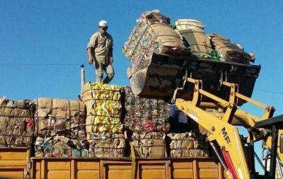 Se destinarán $400 millones a cooperativas de reciclaje