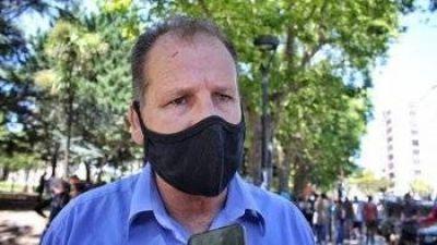 Alejandro Martínez encabeza la lista del Frente de Izquierda Unidad