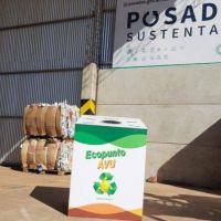 Posadas sigue apostando al cuidado del medioambiente, comenzó la recolección de aceite vegetal usado