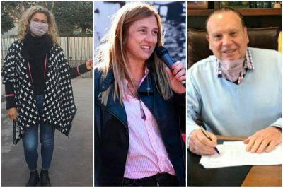 #Elecciones2021 | Merlo: Karina Menéndez, Raúl Othacehé y Florencia Lizaraso disputarán la interna del Frente de Todos
