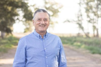 Alberto Gelené precandidato a Senador de la Provincia