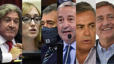 Paso 2021: los nombres confirmados al cierre de las listas en Mendoza