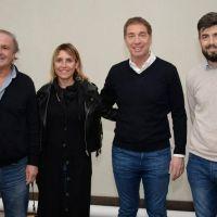 """Cenizo sobre Santilli:""""Nos representa como espacio político, está capacitado"""