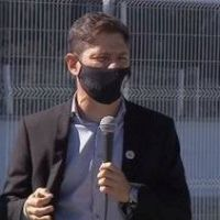 Axel Kicillof confirmó que Nicolás Kreplak reemplazará a Daniel Gollan