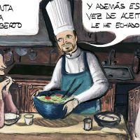 La UE revisa el etiquetado que quiere poner Garzón: valora mejor un refresco que el aceite de oliva