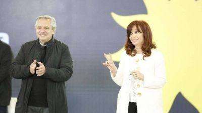 Alberto Fernández y Cristina Kirchner apuestan a las promesas de Vladimir Putin y al pago de la deuda con el FMI para ganar en los comicios