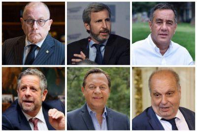 PASO 2021: quiénes son los 6 ministros de Mauricio Macri que serán candidatos