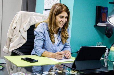 Magdalena Sierra será la principal figura de la lista de unidad del Frente de Todos en Avellaneda