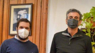 La nómina de Randazzo en Lomas de Zamora: Martín Canay del Socialismo encabeza la lista progresista