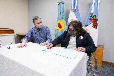 Esteban Echeverría: el oficialismo lleva a Silvia Casas como cabeza de lista