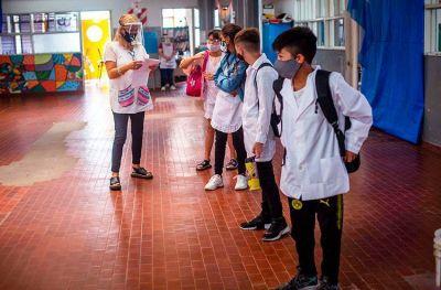 Piden reducir la distancia entre alumnos para pensar en una presencialidad plena en Mar del Plata